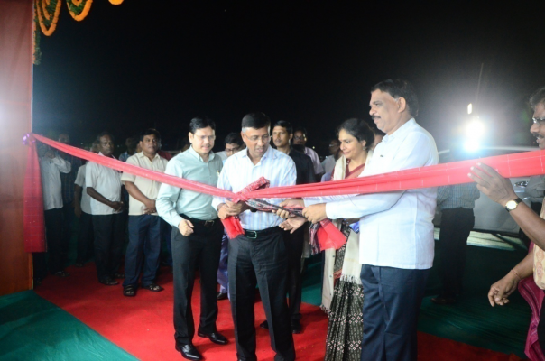 The Chief Secretary, Odisha inauguration the State Level handloom Expo at IDCO Exhibition Ground BBSR on 27/08/2019 in presence of President & Managing Director , Boyanika.