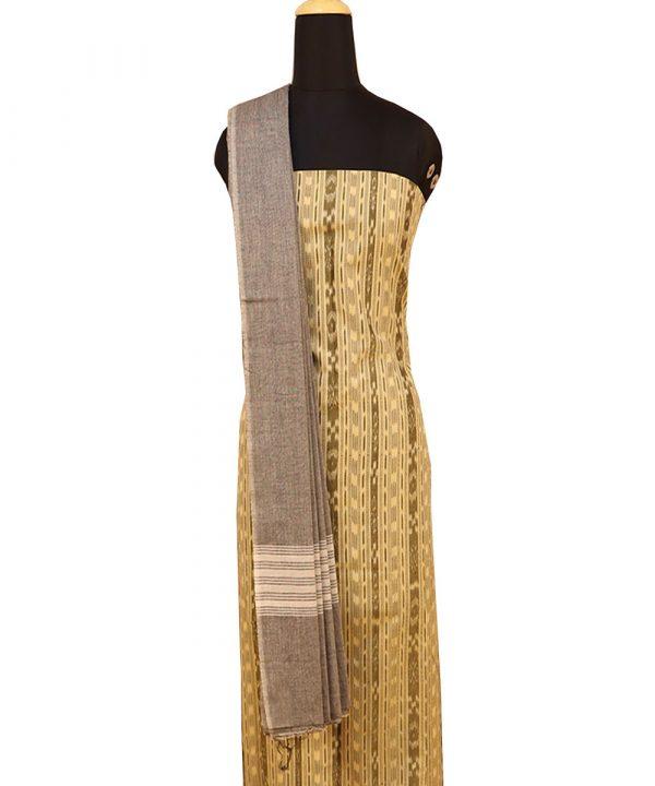 Corn cotton Dress material