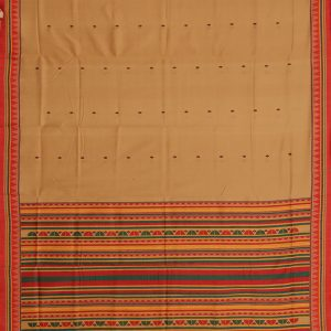 Feldspar dongria cotton saree