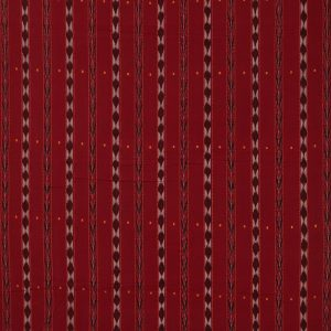 Maroon nuapatna traditional ikat Material