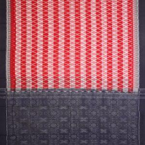 Sambalpuri Bomkai cotton Saree